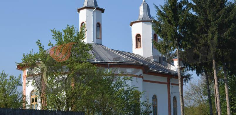 biserica danesti