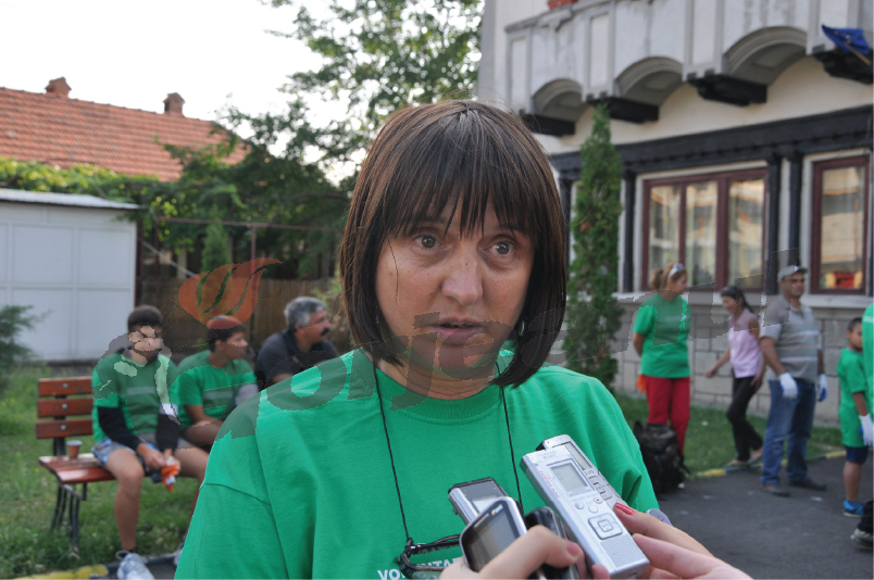 coordonator proiect Elenea Basaraba