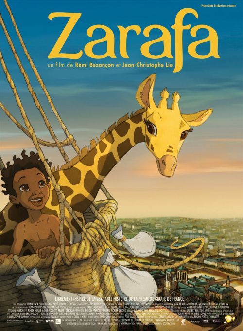 ZARAFA - poster