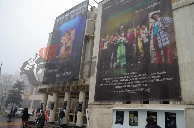 teatrul elvira godeanu nou
