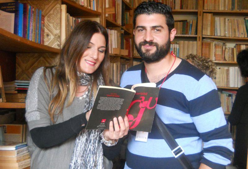 delegatie din Cipru in biblioteca