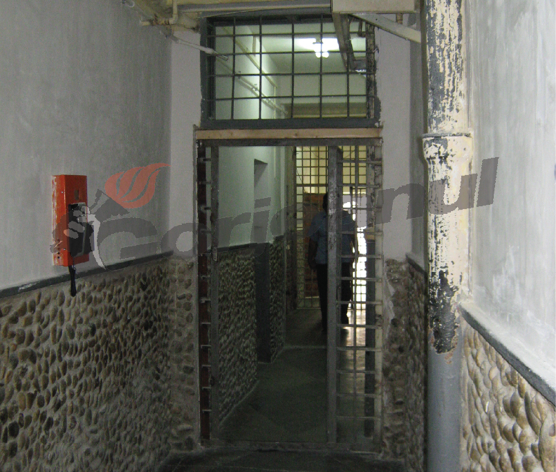 penitenciar inscript