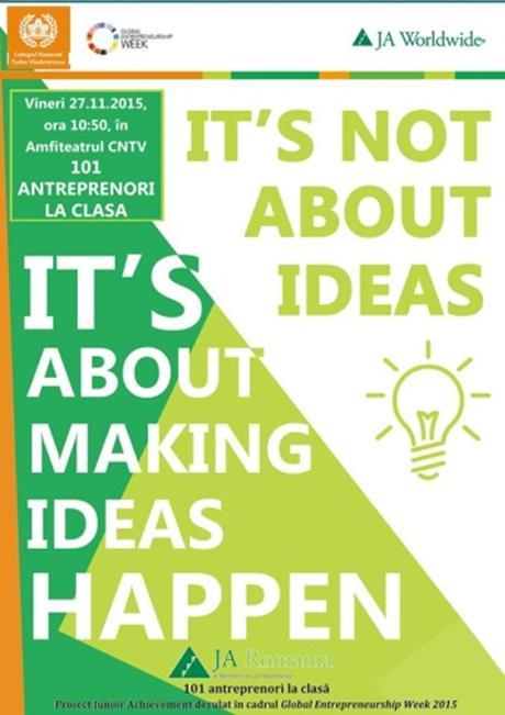 Global Entrepreneurship Week 2015-1