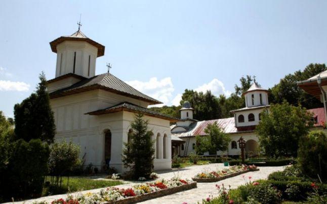 A. Manastirea Sfanta Treime