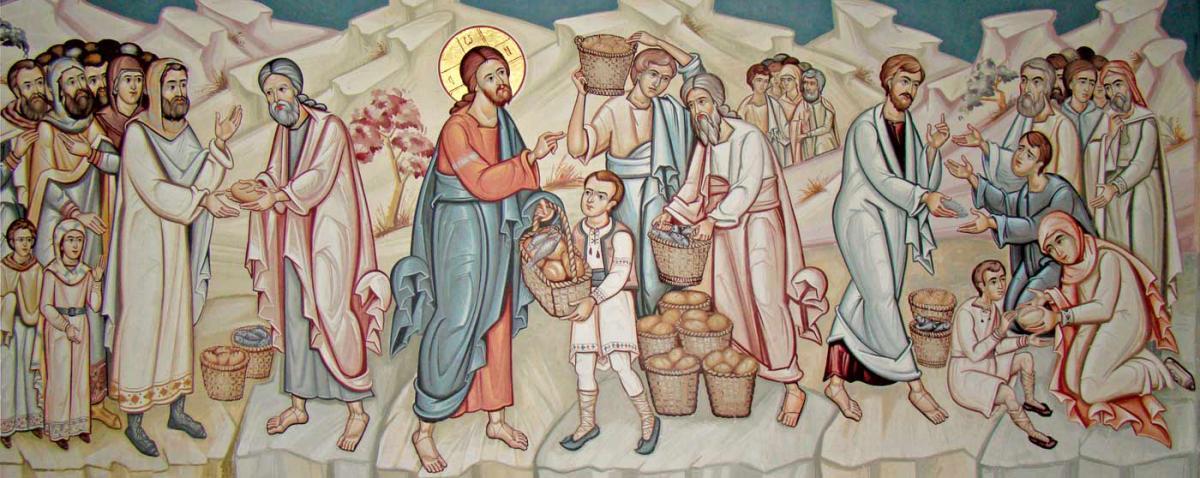 înmulţirea pâinilor