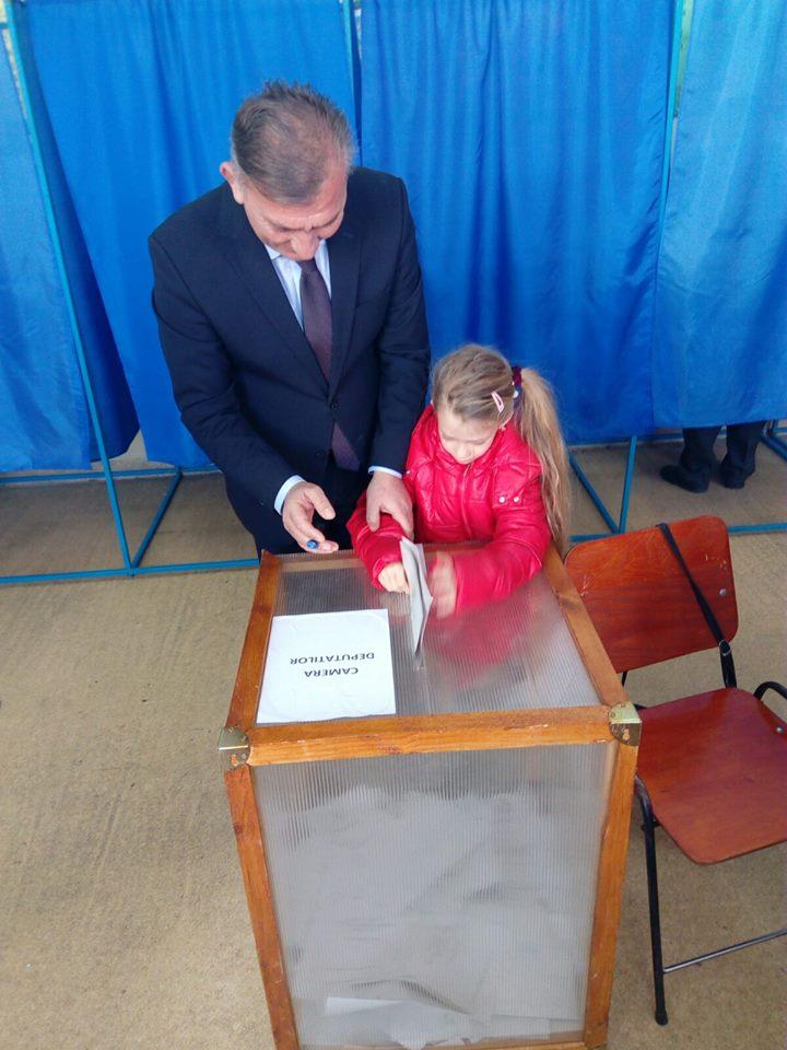dian popescu vot